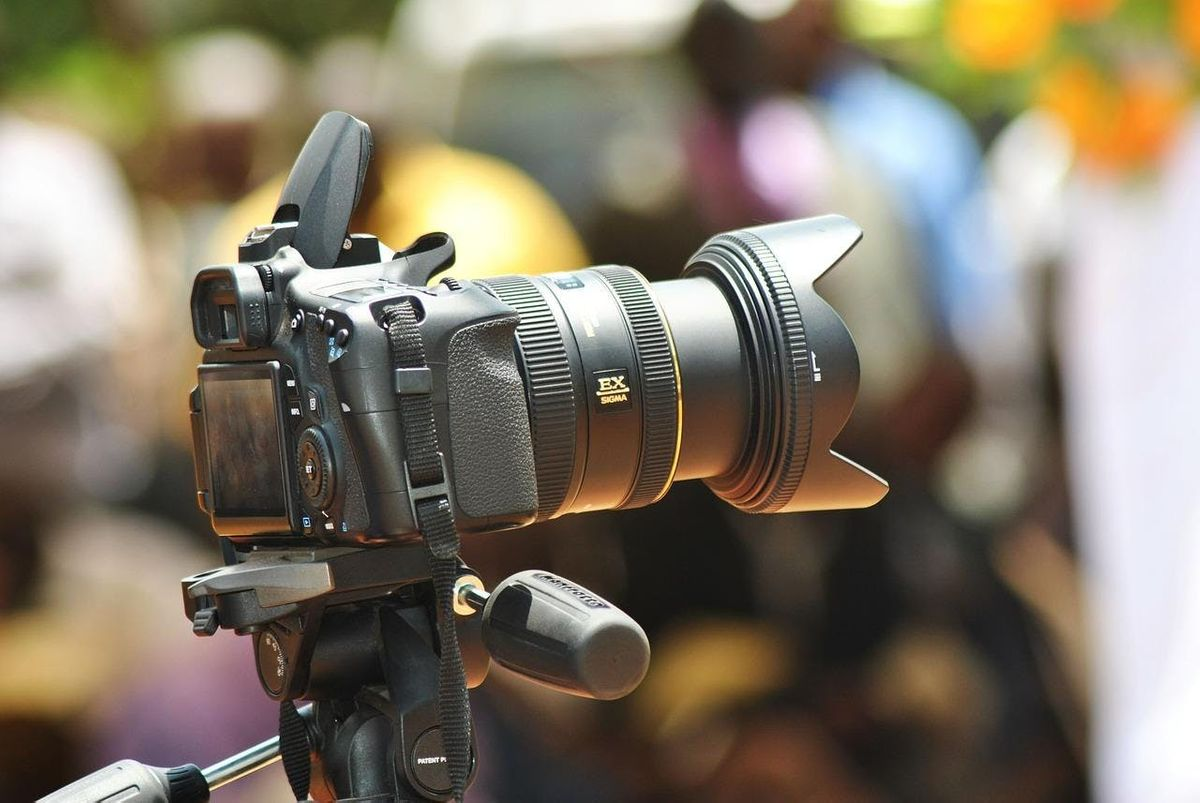 digitale Fotografie lernen